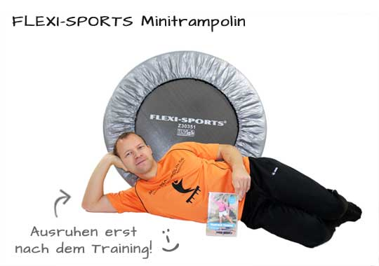 FLEXI-SPORTS Minitrampolin